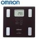 Svarstyklės ir kūno sudėties analizatorius OMRON BF-214 - 1
