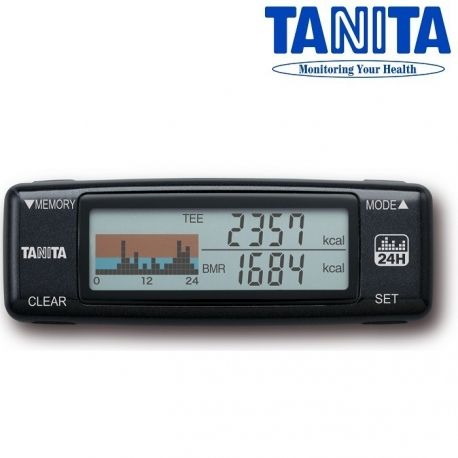 Žingsniamatis - fizinio aktyvumo kontrolės prietaisas TANITA AM-120E - 1