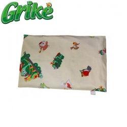 Grikių lukštų pagalvė kūdikiams Grikė 60x40 cm - 1