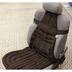 Automobilinis masažuoklis iš grikių lukštų ir linų sėmenų - 1