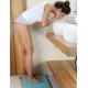Akupresūrinis taškinio masažo kilimėlis Advaita Pranamat Eco Mini - 5
