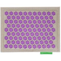 Akupresūrinis taškinio masažo kilimėlis Advaita Pranamat Eco Mini - 1