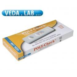 Slapto kraujo išmatose nustatymo testas VEDALAB POLY-Check N1 - 1