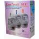 Analizatorius gliukozės, cholesterino ir šlapimo rūgšties kiekio nustatymui BIOPTIK EasyTouch® GCU - 2