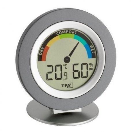 Skaitmeninis termometras - drėgmės matuoklis TFA 30.5019
