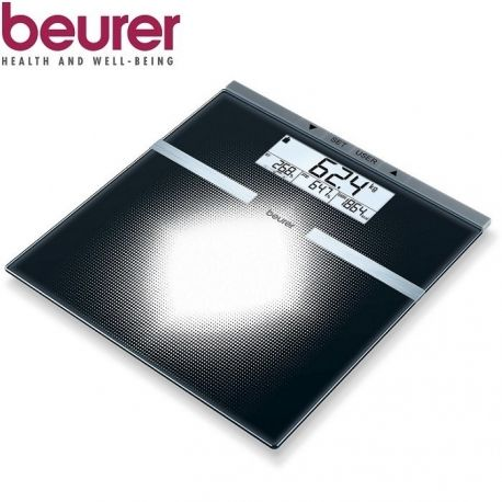 Diagnostinės svarstyklės Beurer BG21 - 1