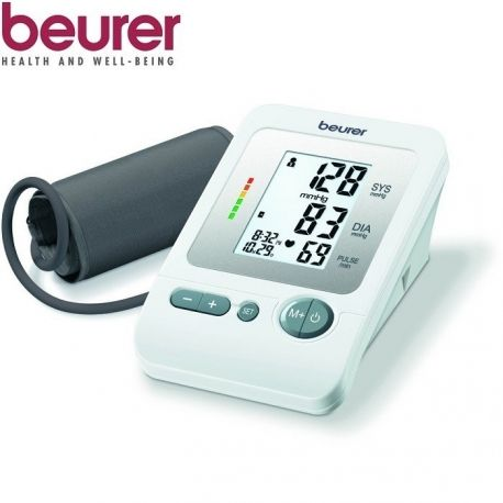 Žastinis kraujospūdžio matuoklis Beurer BM26 - 1
