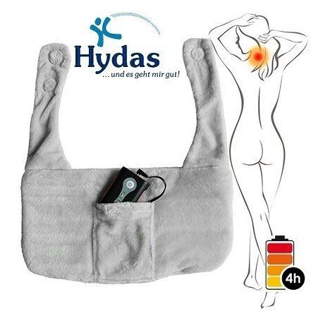Akumuliatorinis kaklo ir pečių srities šildytuvas Hydas