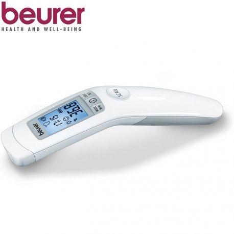 Bekontaktis infraraudonųjų spindulių termometras Beurer FT90 - 1