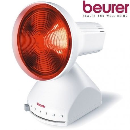 Infraraudonųjų spindulių lempa Beurer IL30 - 1