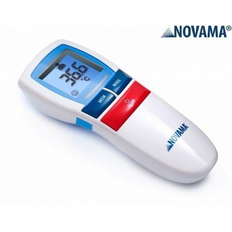 Bekontaktis termometras Novama Free - 1