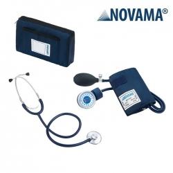 Kraujospūdžio matuoklis su stetoskopu Novama Classic - 1