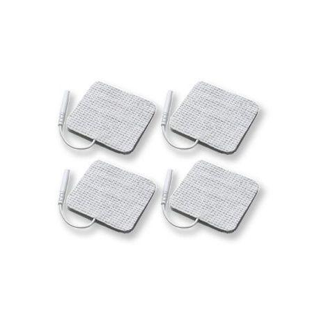 Pakaitiniai 50x50mm elektrodai Saneo elektrostimuliatoriams (4 vnt.) - 1