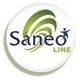 Pakaitiniai 50x50mm elektrodai Saneo elektrostimuliatoriams (4 vnt.) - 2