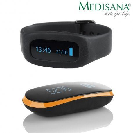 Žingsniamatis apyrankė ir miego sekiklis Medisana ViFit Connect - 1
