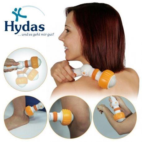 Elektrinis vibracinis daugiakryptis masažuoklis Hydas