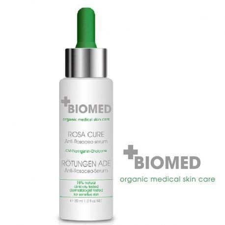 Serumas nuo spuogų BIOMED Rosa Cure - 1