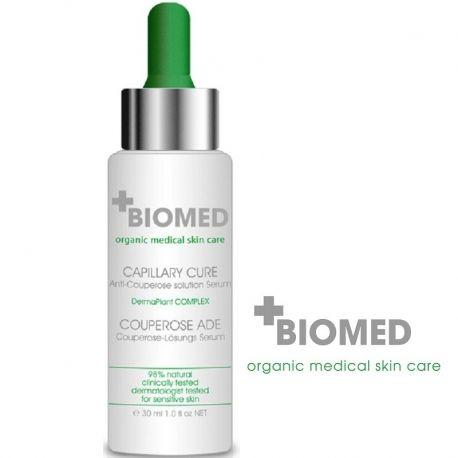 Serumas veido odai su išsiplėtusiais kapiliarais BIOMED Capillary Cure - 1