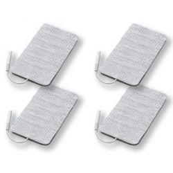 Pakaitiniai 50x90mm elektrodai Saneo elektrostimuliatoriams (4 vnt.) - 1