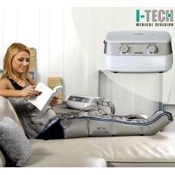 Presoterapijos (limfodrenažinio masažo) aparatas I-TECH I-PRESS 4 LEG2-ABD - 1