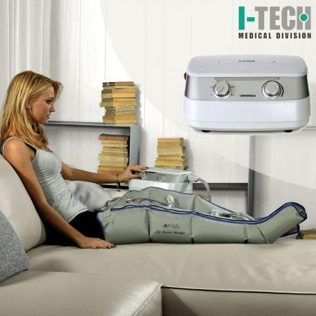 Presoterapijos (limfodrenažinio masažo) aparatas I-TECH I-PRESS 4 LEG2 - 1