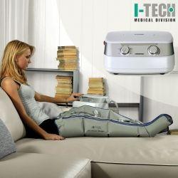 Presoterapijos (limfodrenažinio masažo) aparatas I-TECH I-PRESS 4 LEG2-OS - 1