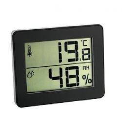 Skaitmeninis termometras - drėgmės matuoklis TFA 30.5027.01 - 1