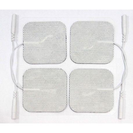 Pakaitiniai 48x48mm elektrodai I-TECH elektrostimuliatoriams (4 vnt.) - 1