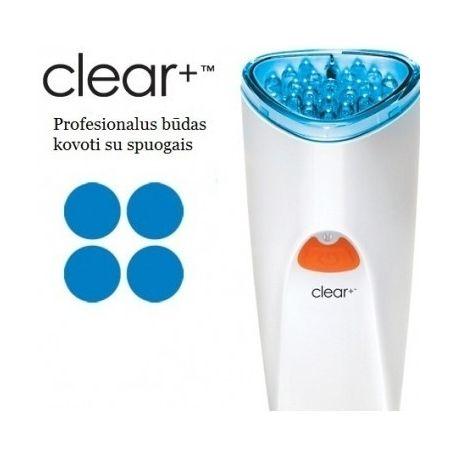 Pažangiausia kovos su spuogais technologija Tanda Clear+ - 1