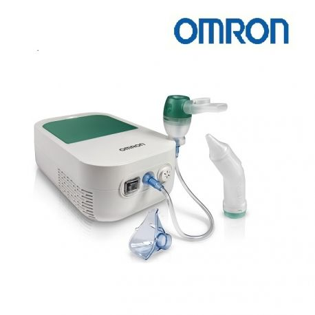 Inhaliatorius OMRON DUOBABY 2IN1 NE-C301-E - 1