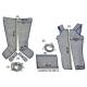 Presoterapijos (limfodrenažinio masažo) aparatas I-TECH Power Q1000 Premium - 4