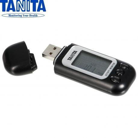 Žingsniamatis - fizinio aktyvumo kontrolės prietaisas TANITA AM-180E - 1