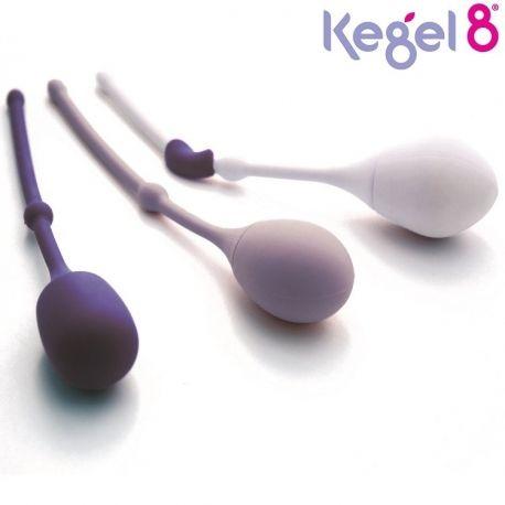Kegel8 vaginaliniai kamuoliukai dubens raumenų treniruotėms