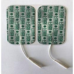 Pakaitiniai 50x90mm elektrodai I-TECH elektrostimuliatoriams (4 vnt.)
