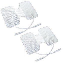 Pakaitiniai 135x90 mm elektrodai ProRelax elektrostimuliatoriams (2 vnt.)