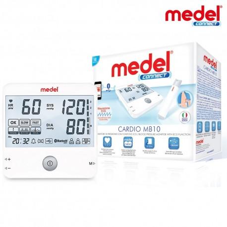 Žastinis kraujospūdžio matuoklis Medel Connect Cardio