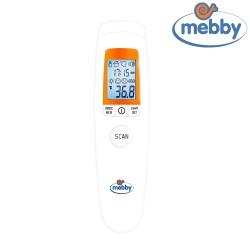 Infraraudonųjų spindulių bekontaktis termometras Mebby No Touch