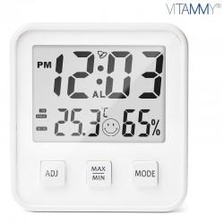 Skaitmeninis termometras - drėgmės matuoklis VITAMMY Hygro