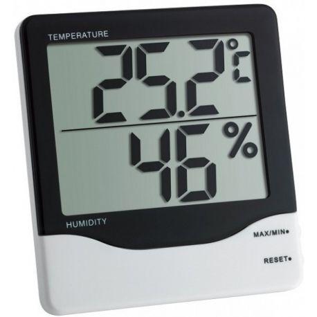 Skaitmeninis termometras - drėgmės matuoklis TFA 30.5002 - 1
