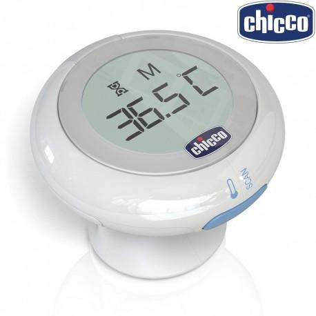 Infraraudonųjų spindulių termometras kūdikiams CHICCO My Touch