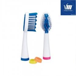 Antgaliai (Medium) dantų šepetėliui Visiomed ProSonic Micro 2