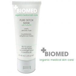 Detoksikuojanti veido kaukė BIOMED Pure Detox Mask - 1
