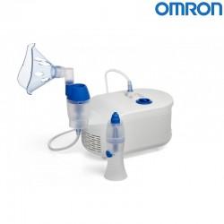Inhaliatorius OMRON C102 TOTAL 2IN1 su nosies plovykle