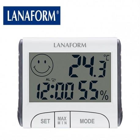 Termometras - drėgmės matuoklis Lanaform Hydrometer