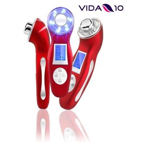 Jonizuojantis ultragarsinis masažuoklis VIDA10 BEAUTY CARE - 1
