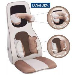 Masažinė SHIATSU sėdynė LANAFORM Excellence - 1