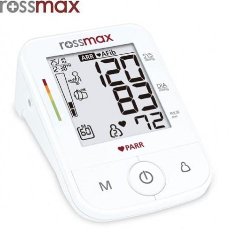Žastinis kraujospūdžio matuoklis Rossmax X5