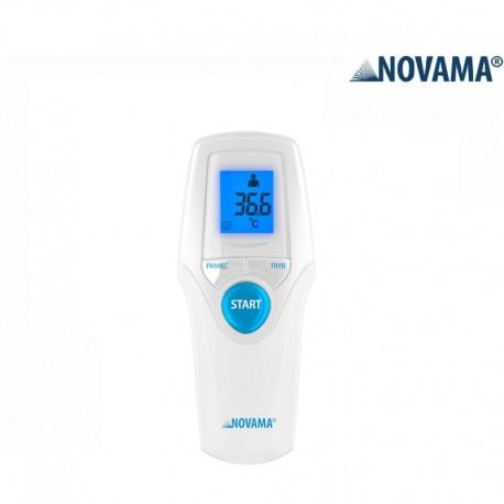 Bekontaktis termometras Novama White T1s