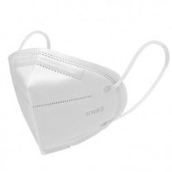 KN95 Apsauginė veido kaukė - respiratorius , 1 vnt.