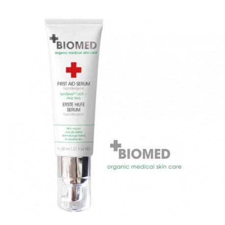 Pirmosios pagalbos veido serumas BIOMED First Aid Serum